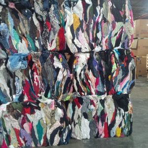 Mixed Rags Bales