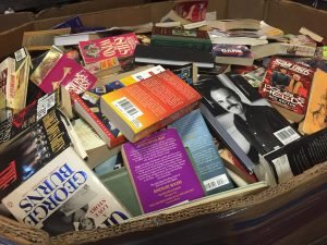 Unscanned Wholesale Used Books in Gaylords