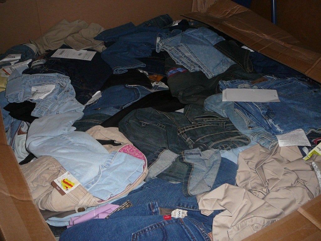 ropa americana retorno
