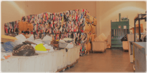 thrift store warehouse
