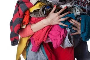 Giving Away Used Clothing USA