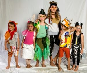 halloween credential clothing costumes