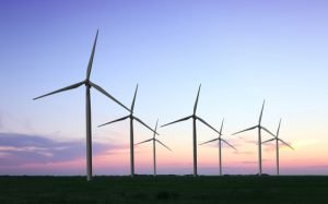 wind turbines helping mitigate climate change