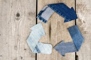 recycled denim sustainable