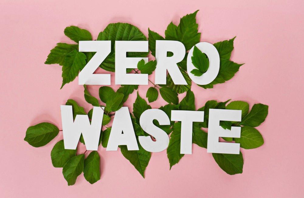 zero waste drawing